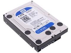 "(1013080) Жесткий диск WD Original SATA-III 4Tb WD40EZRZ Blue (5400rpm) 64Mb 3.5"""