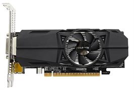 (1013109) Видеокарта 2Gb <PCI-E> GIGABYTE GeForce GTX 1050 Low Profile 2G GV-N1050-2GL <GTX1050, GDDR5, 128 bit, DVI, 2xHDMI, DP, Retail>