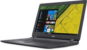 "(1013099) Ноутбук Acer Aspire ES1-732-P8DY Pentium N4200, 4Gb, 500Gb, DVD-RW, Intel HD Graphics 505, 17.3"", HD+ (1600x900), Linux, black, WiFi, BT, Cam, 3220mAh"
