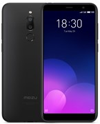 (1013139) Смартфон MEIZU M6T 2/16GB Black, 5.7'' 1440x720, 1.0GHz+1.5GHz, 8 Core, 2GB RAM, 16GB, up to 128GB flash, 12Mpix+2Mpix/8Mpix, 2 Sim, 2G, 3G, LTE, BT, Wi-Fi, NFC, GPS / AGPS, GLONASS, Micro-USB, 3300mAh, Flyme, 145g, 152,3x73x8,4