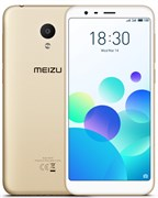 (1013138) Смартфон MEIZU M8c Gold, 5.45'' 1440x720, 1.4GHz, 4 Core, 2GB RAM, 16GB, up to 128GB flash, 13Mpix/8Mpix, 2 Sim, 2G, 3G, LTE, BT, Wi-Fi, GPS, Micro-USB, 3070mAh, 140g, 146,4x70x8,5