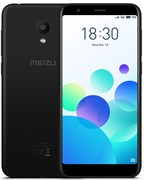 (1013137) Смартфон MEIZU M8c Black, 5.45'' 1440x720, 1.4GHz, 4 Core, 2GB RAM, 16GB, up to 128GB flash, 13Mpix/8Mpix, 2 Sim, 2G, 3G, LTE, BT, Wi-Fi, GPS, Micro-USB, 3070mAh, 140g, 146,4x70x8,5