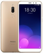 "(1013134) Смартфон MEIZU M6T 2/16GB  GOLD M811H-16-G 5.7"" / 1440x720 / MediaTek MT6750 / 2Gb / 16Gb / 3G / 4G / 13MP+2MP / Android 7.0 / WiFi, GPS/ГЛОНАСС, BT, Cam, 3300mAh"