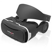 (1013119) Очки виртуальной реальности для смартфона CROWN CMVR-17 black