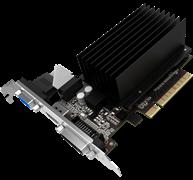 (1013197) Видеокарта Palit PCI-E PA-GT710-2GD3H nVidia GeForce GT 710 2048Mb 64bit DDR3 954, 1600 DVIx1, HDMIx1, CRTx1, HDCP low profile