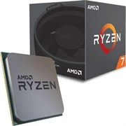 (1013194)  Процессор AMD Ryzen 7 2700 BOX <65W, 8C / 16T, 4.1Gh(Max), 20MB(L2+L3), AM4> (YD2700BBAFBOX)
