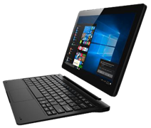 "(1013239) Планшет Digma CITI E203 Celeron N3450 (1.1) 4C, RAM4Gb, ROM32Gb 11.6"" IPS 1920x1080, Windows 10, графит, 5Mpix, 2Mpix, BT, WiFi, Touch, microSDXC 128Gb, mHDMI, 3500mAh"