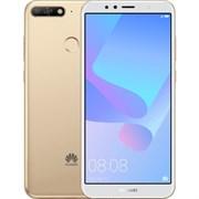 "(1013250) Смартфон Huawei Y6 2018 PRIME Золотистый, Qualcomm MSM8917x4, 2Gb, 16Gb, Adreno 308, 5.7"", IPS (1440 x 720), Android 8.0 (Oreo) + EMUI 8.0, 3G, 4G/LTE, WiFi, GPS/ГЛОНАСС, BT, Cam, 3000mAh"