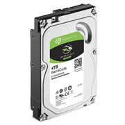 (1013268) Жесткий диск Seagate Original SATA-III 4Tb ST4000DM004 Barracuda (5400rpm) 256Mb 3.5""