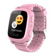 (1011925) Смарт часы детские Elari KidPhone 2  розовые