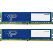 (1013278) Память DDR4 2x4Gb 2133MHz Patriot PSD48G2133KH RTL PC4-17000 CL15 DIMM 288-pin 1.2В