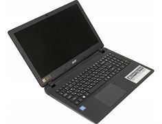 "(1013289) Ноутбук Acer Aspire ES1-572-P1TW Pentium 4405U, 8Gb, 1Tb, DVD-RW, Intel HD Graphics 510, 15.6"", FHD (1920x1080), Linux, black, WiFi, BT, Cam [NX.GD0ER.023]"