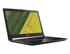 "(1013301) Ноутбук Acer Aspire A715-71G-56BD Core i5 7300HQ, 8Gb, 1Tb, nVidia GeForce GTX 1050 2Gb, 15.6"", FHD (1920x1080), Linux, black, WiFi, BT, Cam, 3220mAh"