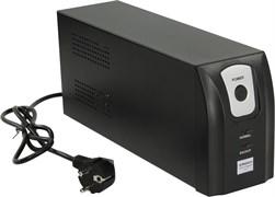 (1013320) Источник бесперебойного питания CROWN CMU-1500ХIEC USB 1500VA/900W, корпус металл, 2x12V/9AH, выходные розетки 6*IEC С13, трансформатор AVR 162-290V, съёмный кабель питания 1.2 м, порт USB, порт 1*RJ-11, порт 1*RJ-45, LED-индикация, защита