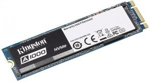 (1013355) SSD жесткий диск M.2 2280 480GB SA1000M8/480G KINGSTON