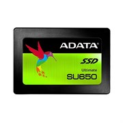 (1013370) Накопитель SSD A-Data SATA III 120Gb ASU650SS-120GT-C Ultimate SU650 2.5""