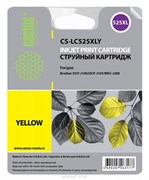 (1013394) Картридж струйный Cactus CS-LC525XLY желтый (14.4мл) для Brother DCP-J100/J105/J200