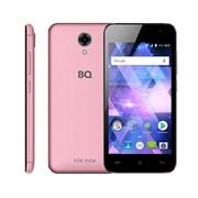 "(1013413) Смартфон BQ 4585 Fox View Rose-Gold (Розовое Золото) 4.5"" / 854x480 / Spreadtrum SC7731 / 8 Гб / 1 Гб / 3G /  8 МП+ 5 МП  / Android 7.0 / 1500 мА⋅ч"