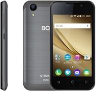 "(1013409) Смартфон BQ-4072 Strike Mini Темно-Серый 4"" / 800x480 / Spreadtrum SC7731 / 8 Гб / 1 Гб / 3G / 5 МП+2 МП / Android 7.0 / 1300 мА⋅ч"
