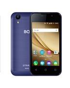 """(1013408) Смартфон BQ-4072 Strike Mini Темно Синий 4"""" / 800x480 / Spreadtrum SC7731 / 8 Гб / 1 Гб / 3G / 5 МП+2 МП / Android 7.0 / 1300 мА⋅ч"""