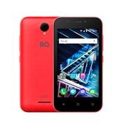 """(1013405) Смартфон BQ-4028 UP! Красный 4"""" / 800x480 / MediaTek MT6570 / 8 Гб / 512 Мб / 3G / 5 МП+2 МП / Android 6.0 / 1500 мА⋅ч"""