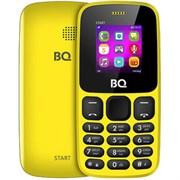 (1013401) Мобильный телефон BQ-1413 Start Жёлтый