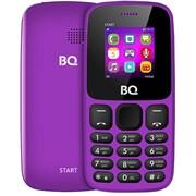 (1013400) Мобильный телефон BQ-1413 Start Фиолетовый