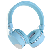 (1013468) Наушники bluetooth Gorsun E86 (blue)