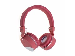 (1013466) Наушники bluetooth Gorsun E86 (red)