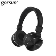 (1013463) Наушники bluetooth Gorsun E87 (black)