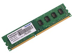 (1013495) Модуль памяти 4GB PC12800 DDR3 PSD34G16002 PATRIOT
