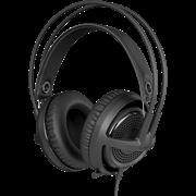 (1013497) Наушники с микрофоном Steelseries Siberia P300 черный 4м мониторы (61359)