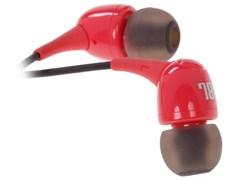 (1013517) Наушники JBL Гарнитура T100, красная