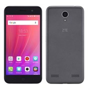 (1013500) Смартфон ZTE Blade A520 Grey, 5'' 16:9 1280x720, 1.25GHz, 4 Core, 2GB RAM, 16GB, up to 128GB flash, 8Mpix/8Mpix, 2 Sim, 2G, 3G, LTE, BT, Wi-Fi, GPS, Micro-USB, 2400mAh, Android 7.0, 130g, 144х71х8.3