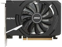 (1013543) Видеокарта MSI PCI-E Radeon RX 550 AERO ITX 4G OC AMD Radeon RX 550 4096Mb 128bit GDDR5 1203/6000 DVIx1/HDMIx1/DPx1/HDCP Ret