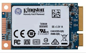 (1013539) Накопитель SSD Kingston MSATA 120GB SUV500MS/120G KINGSTON