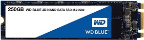 (1013538) Накопитель SSD WD Original 250Gb WDS250G2B0B Blue M.2 2280