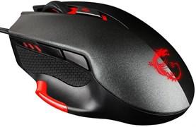 (1013650) Мышь MSI Interceptor DS300 GAMING Mouse, Black, USB