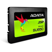 (1013657) Накопитель SSD A-Data SATA III 480Gb ASU650SS-480GT-C Ultimate SU650 2.5""