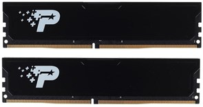 (1013655) Память DDR4 2x8Gb 2133MHz Patriot PSD416G2133KH RTL PC4-17000 CL15 DIMM 288-pin 1.2В