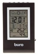 (1010895) Погодная станция Buro H117AB серебристый