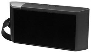 (1013894) Портативная беспроводная колонка Ginzzu GM-873B, BT-Колонка 2x3w/1.2Ah/USB/TF/AUX/FM