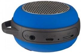 "(1013885) Perfeo Bluetooth-колонка PF-BT-SOLO-BL ""SOLO"" FM, MP3 microSD, AUX, мощность 5Вт, 600mAh, синя"