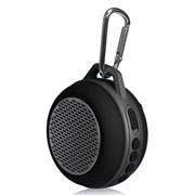 """(1013884) Perfeo Bluetooth-колонка PF-BT-SOLO-BK """"SOLO"""" FM, MP3 microSD, AUX, мощность 5Вт, 600mAh, черная PF_5204"""