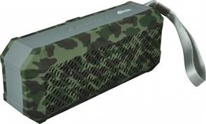 (1013836) Портативная беспроводная колонка RITMIX SP-260B army khaki (6 Вт, Bluetooth, FM, USB, microSD, AUX, 400 мАч)