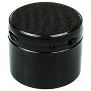 (1013835) Портативная беспроводная колонка RITMIX SP-130B black (3 Вт, Bluetooth, FM, microSD, AUX, 300 мАч)