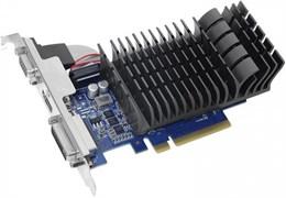 (1013816) Видеокарта Asus PCI-E GT730-SL-2G-BRK-V2 NV GT730 2048Mb 64b GDDR3 902/1600 DVIx1/HDMIx1/CRTx1/HDCP