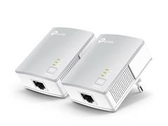 (1013749) Сетевой адаптер HomePlug AV TP-Link TL-PA4010KIT Ethernet