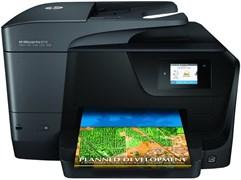 (1013747) МФУ струйный HP OfficeJet Pro 8710 e-AiO (D9L18A) A4 Duplex WiFi USB RJ-45 черный