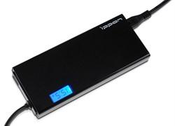 (1013729) Блок питания Ippon SD90U автоматический 90W 15V-19.5V 10-connectors 1xUSB 2.1A от бытовой электросет